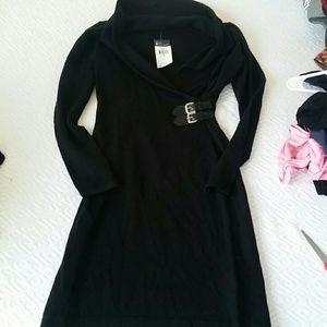 Chaps sweater dress